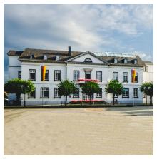 Das Rathaus Sinzig
