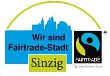 Logo der Fairtrade-Stadt Sinzig