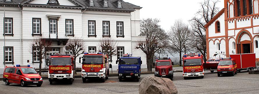 Auf dieser Seite finden Sie Informationen zur Sinziger Feuerwehr