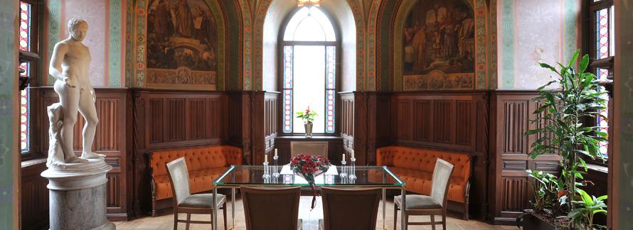 Heiraten in Sinzig – Zu Gast im Schloss