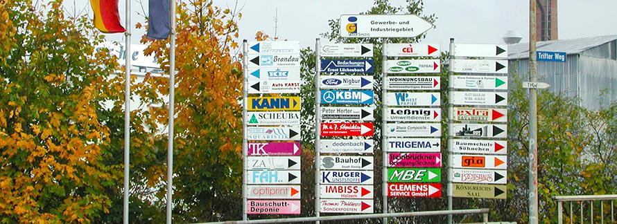 Auf dieser Seite finden Sie ein Branchenverzeichnis über Unternehmen in Sinzig und Kontaktdaten zur Abteilung Wirtschaftsförderung der Kreisverwaltung Ahrweiler.