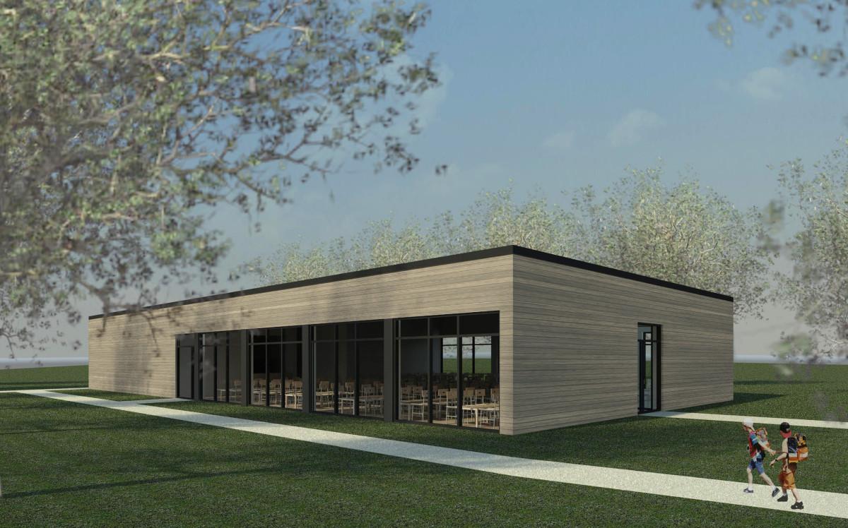 Ausschreibung Bau einer Mensa im Schulzentrum Sinzig