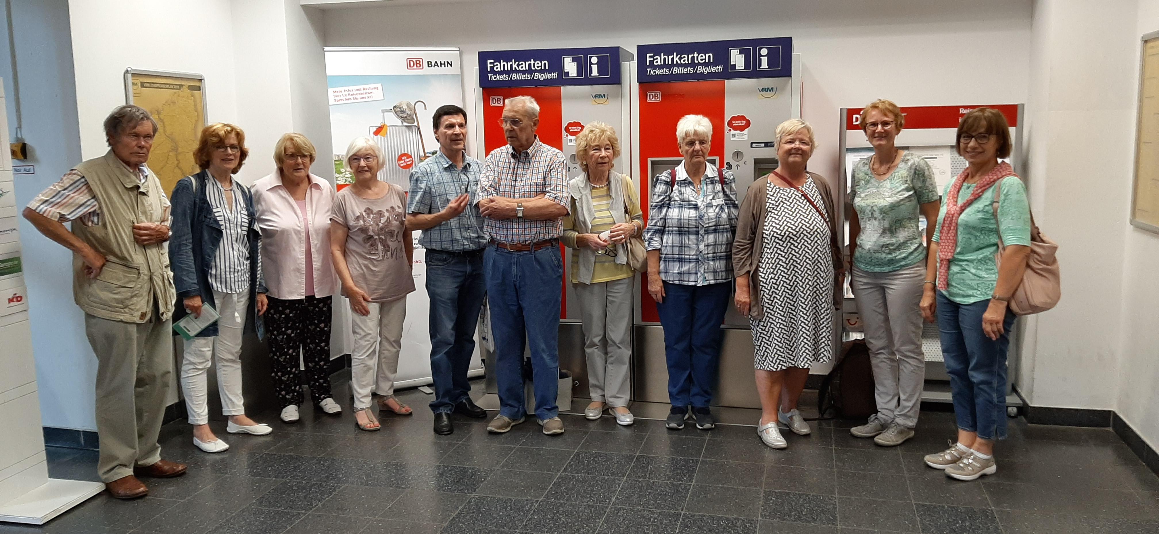Informationsveranstaltung des Verkehrsverbundes Rhein-Mosel (VRM) in Kooperation mit dem Verkehrsclub Deutschland (VCD) war ein voller Erfolg