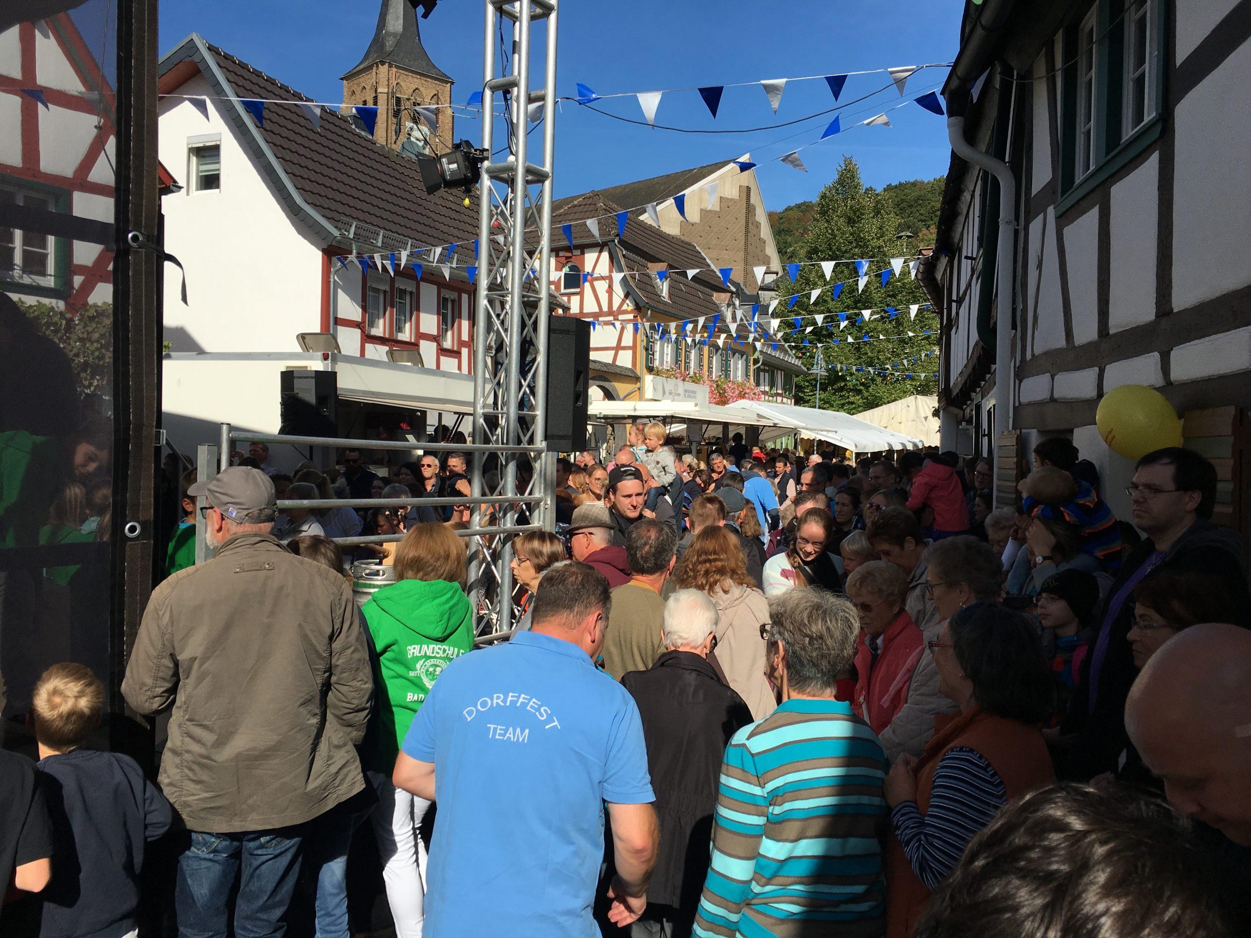 Dorffest Bad Bodendorf