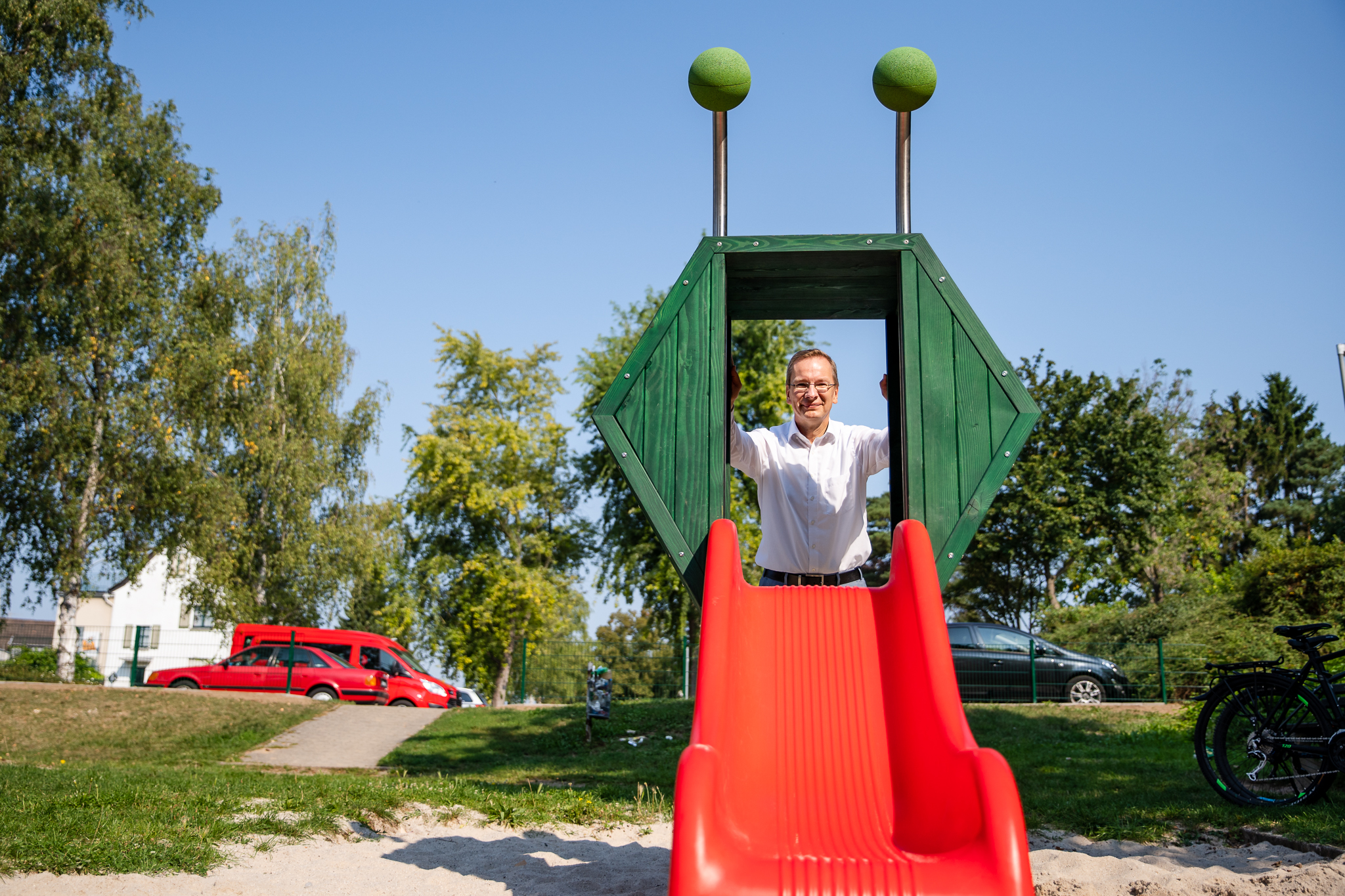 Spielplatz-Harbachstraße