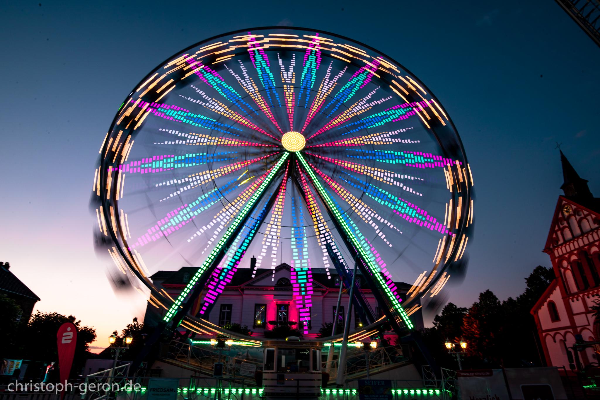 Music n sky - Spaß im Riesenrad - Aktivgemeinschaft Sinzig