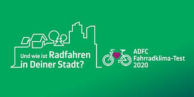 Wie fahrradfreundlich ist Sinzig? Jetzt abstimmen beim ADFC-Fahrradklima-Test 2020!